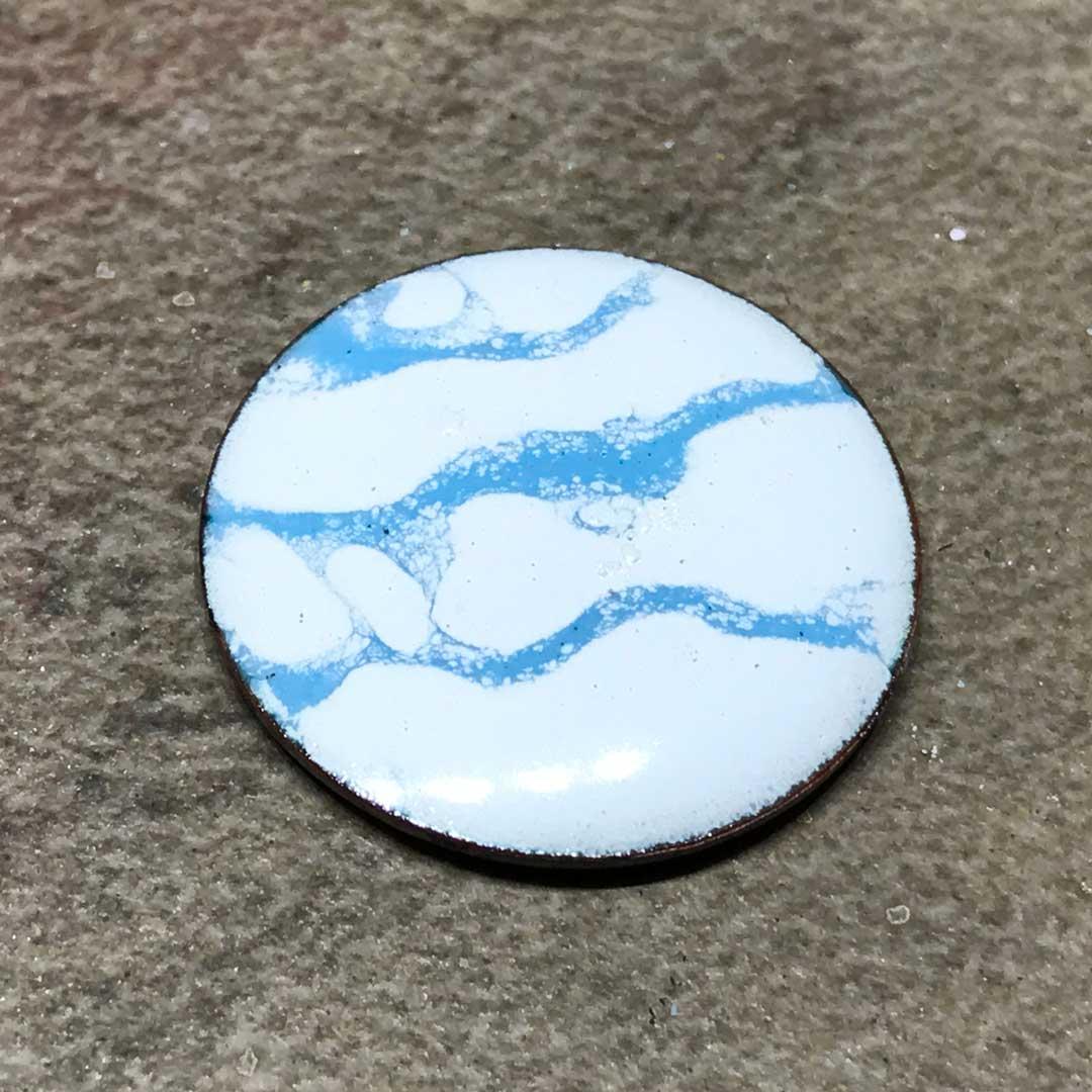 enameling techniques: sgraffito