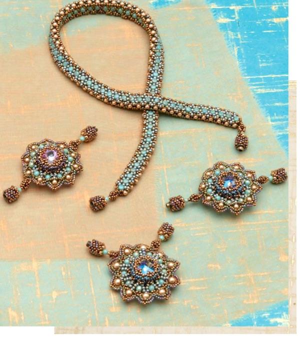 Encanto Necklace components