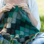 Block by Block: Knitting Entrelac