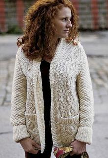 Irish Knits! Aran Sweater Pattern Collection