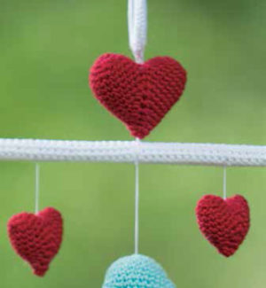 DMC Mini Monster Crochet Pattern - Wish I Were Stitching | 325x300