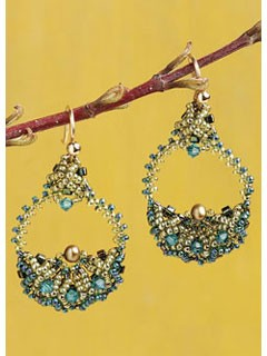 Marrakech Earrings by Lisa Kan