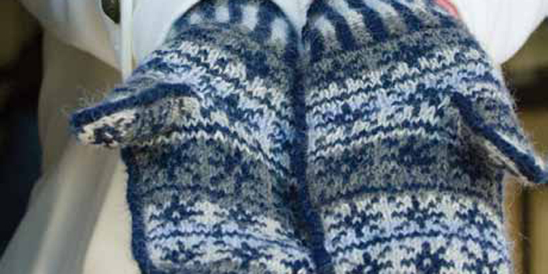 Fair Isle Knitting Tips : Fair isle knitting master this must know colorwork