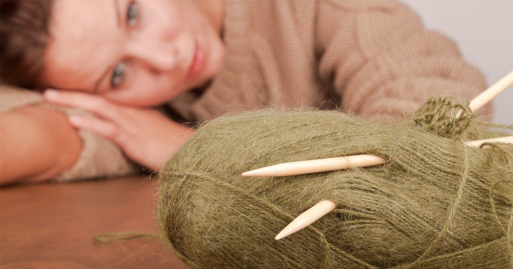It's Complicated: Knitting for Family Is the Worst