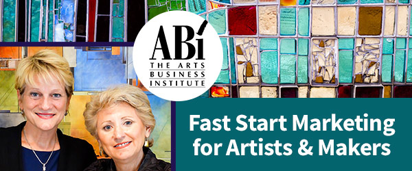 Fast Start Marketing for Artists and Makers