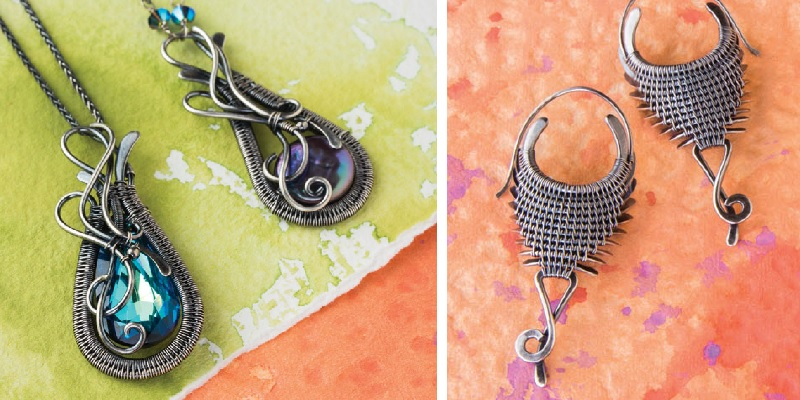Fixing Wire Jewelry Mistakes: How to Bounce Back from Tool Marks, Hard or Broken Wires, and Go with the Flow