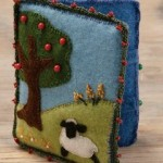 2015 Pincushion Contest: First Place Quilting: Judith Wong