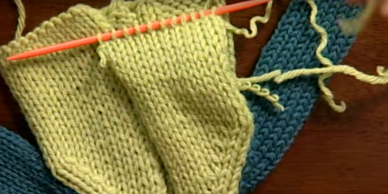 fix knitting mistakes the simple way lengthen or shorten a knitted