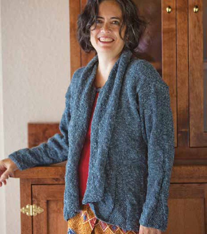 Womens Cardigan Knitting Pattern : Must-Try, 5 Free Knitting Patterns for Women - Interweave