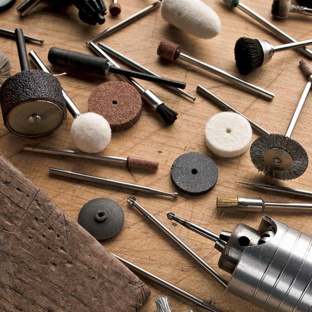 jewelry tools flex shaft burs