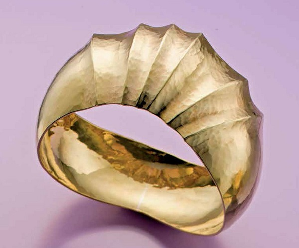 create fluted dimensional metal jewelry with expert-quality metalsmithing tools
