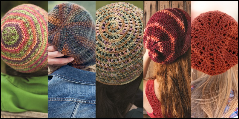 crochet fall hat