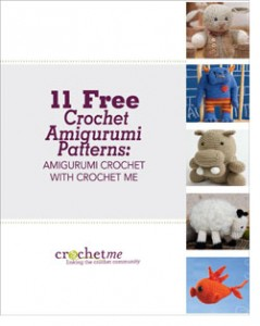The 11 Free Amigurumi Crochet Patterns eBook comes with simple crochet patterns that make greats gifts.