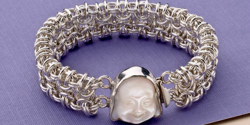 4 Amazing (and FREE) Chain Maille Beaded Jewelry Projects