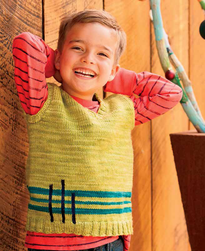 Kids Knitting Patterns