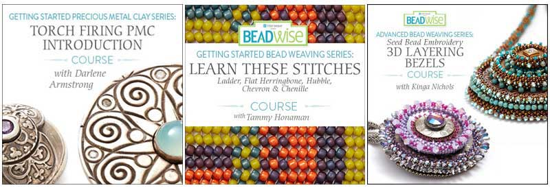 Jewelry-Making Classes and Everything You Need to Know about Interweave's Online Courses