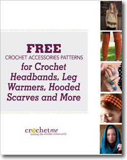 You'll love these free crochet accessories patterns!
