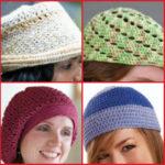 8 Amazingly Free Crochet Hat Patterns You'll Love