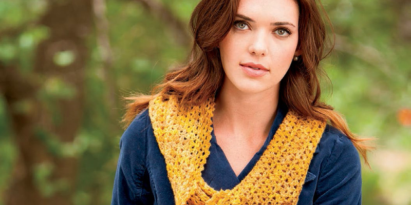 Free Crochet Infinity Scarf Patterns for You