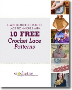 You'll love these free crochet lace patterns!