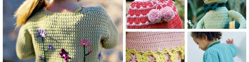 FREE Crochet Patterns for Kids