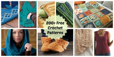 You have to try these FREE crochet patterns and projects from Interweave.