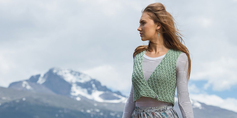 5 Free Crochet Vest Patterns You'll Actually Want to Wear