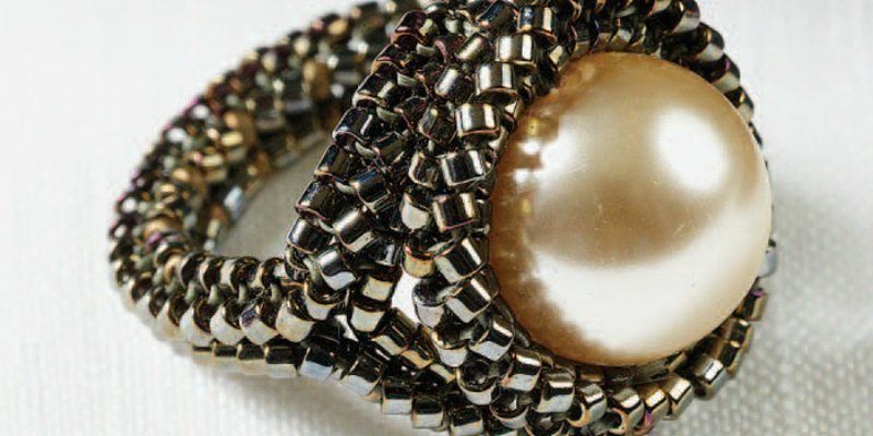 7 Free Herringbone Stitch Beading Projects You Have to Try