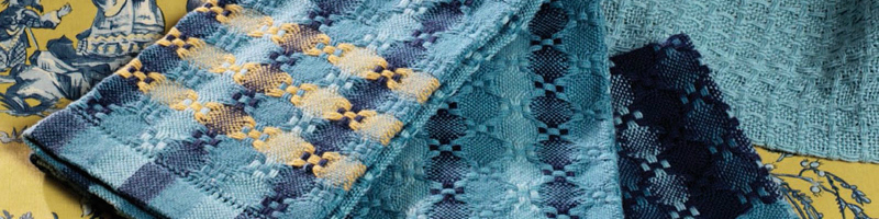 Free Huck Lace Weaving Patterns