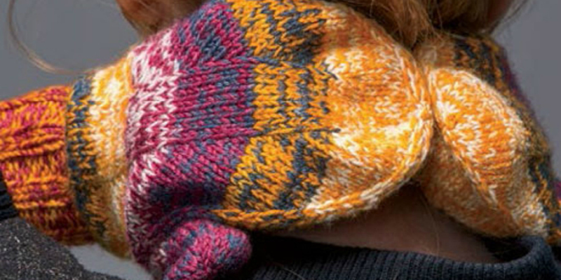 Knitted Mittens: 6 FREE Mitten Knitting Patterns You Have to Knit