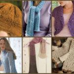 Knitting Lace: 10 Free Knitted Lace Patterns