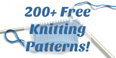 200+ free knitting patterns for you!