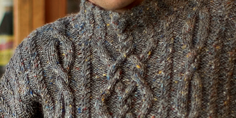 Mens Sweater Patterns Hell Love: 4 Free Sweater Knitting Patterns f...