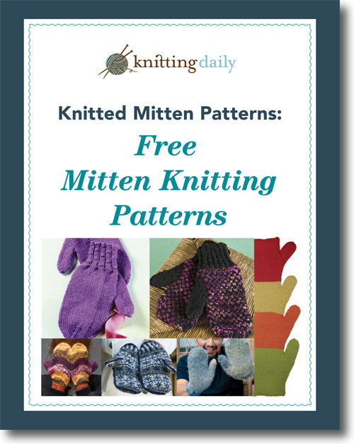 Knitted Mittens 6 Free Mitten Knitting Patterns Interweave