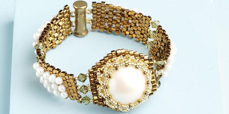 DIY Pearl Beading: 6 Free Handmade Pearl Jewelry Designs