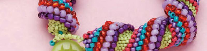 7 Free Peyote Stitch Patterns for You