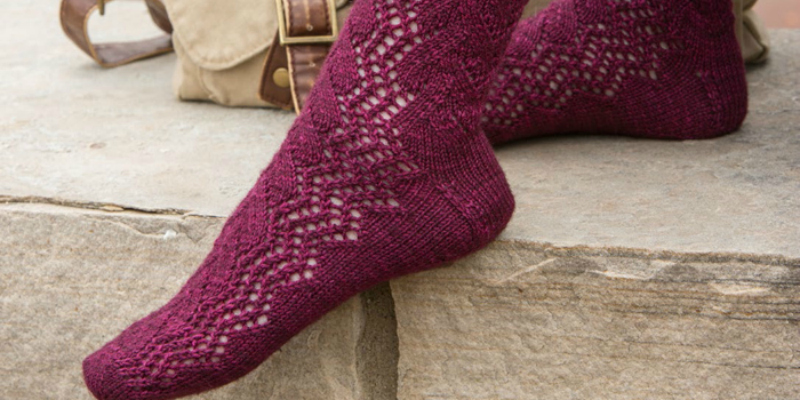 8 Free Sock Knitting Patterns You'll Love Making!