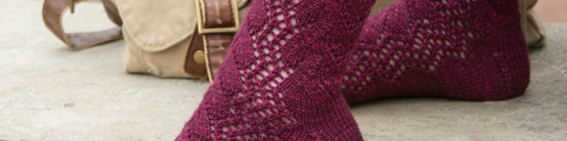 8 Free Sock Knitting Patterns To Download Interweave