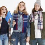 Loom Theory: Eight and Over Eight Scarf Collection—A Weaving Remedy
