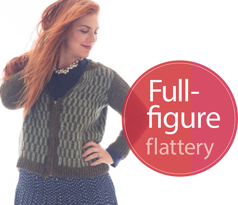 Full Figure Flattery: Tips to Modify Patterns for a Great Fit