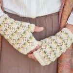 Rose Garden Mitts