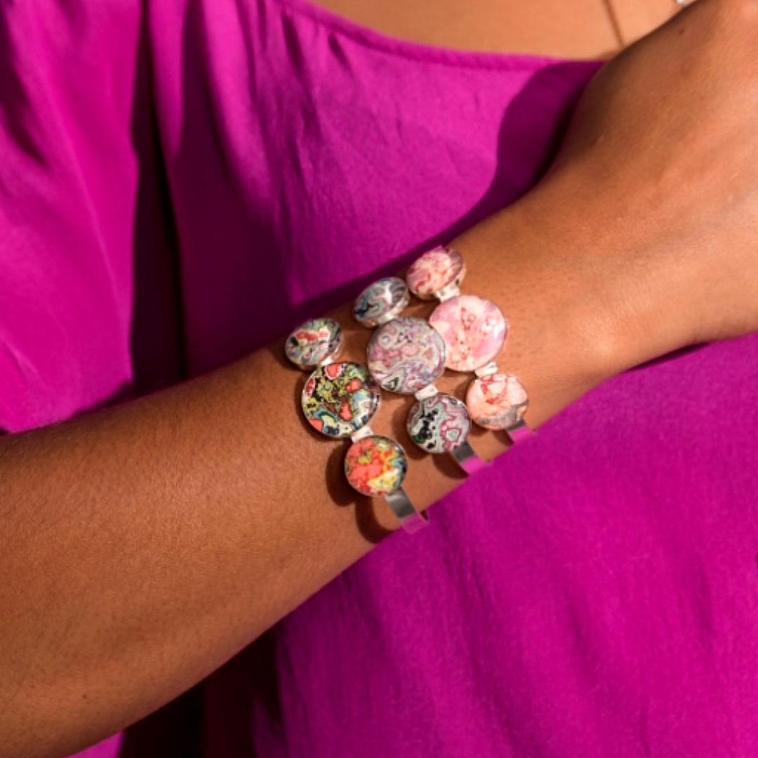 graffiti gemstones and jewelry from Rebel Yell