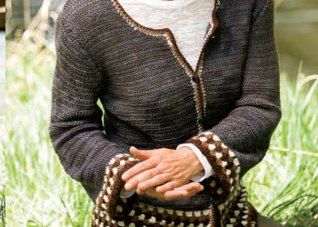 Crochet this vest pattern using the traditional crochet granny stitch in our free eBook on how to make a granny square and patterns.
