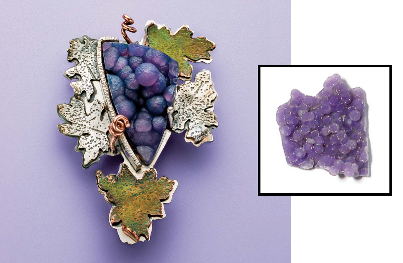 From Lapidary Journal Jewelry Artist magazine, November 2016.