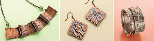 hammered-and-fold-formed-jewelry-making