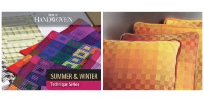 Weaving Summer and Winter: Love at First Pick