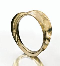 handwrought-brass-bangle-BillFretz