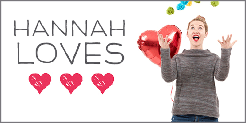 Hannah's Valentine to the Patterns She Loves