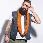 POW: Entrelac & Lady Eleanor's Knitted Stole