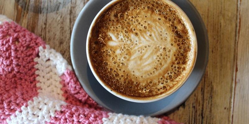 Coffee + Crochet = Bliss